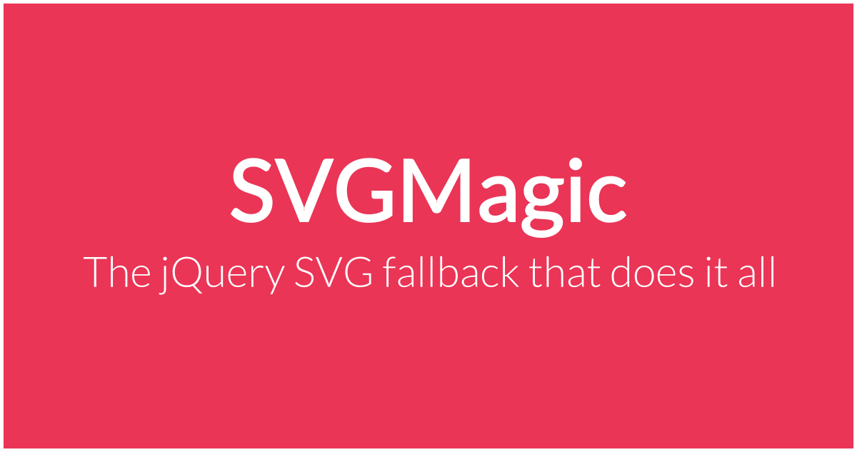 Great jQuery SVG fallback plugin